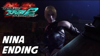 Tekken Tag Tournament 2 - Nina Arcade Ending Movie