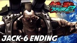 Tekken Tag Tournament 2 Jack-6 Ending
