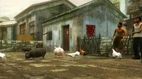 Tekken 6 Soundtrack Rustic Asia