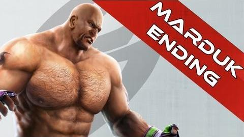 Tekken Tag Tournament 2 Ending Craig Marduk Ending Clip HD