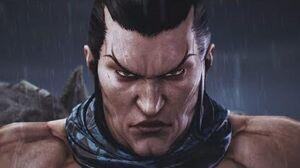 TEKKEN 7 - Feng Wei Ending & Intro (TEKKEN 7 Character Endings)