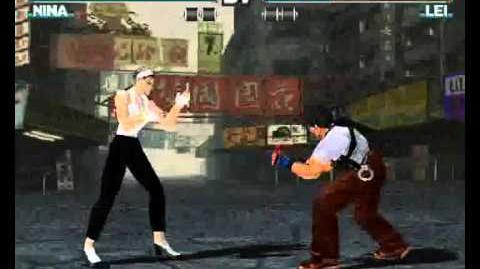 Tekken 3 Jun Kazama