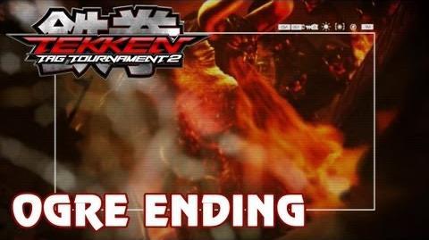 Tekken Tag Tournament 2 - 'Ogre Ending' TRUE-HD QUALITY