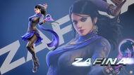 Zafina T7