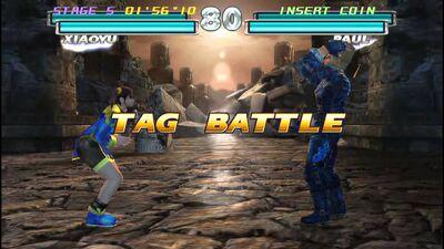 Tekken-Tag-Ling-vs-Paul