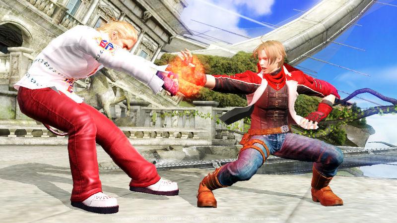 Steve Fox Tekken Wiki Fandom Powered By Wikia Induced Info