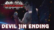 Tekken Tag Tournament 2 Devil Jin Ending
