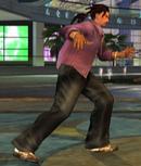 Tekken4 Eddy Outfit