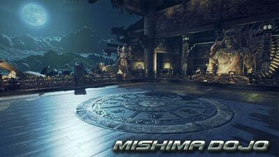 T7 Stage - Mishima Dojo