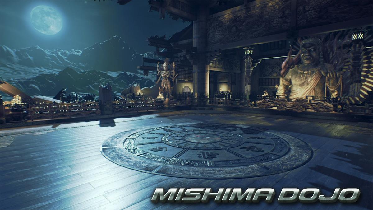 Category:Tekken 7: FR Stages | Tekken Wiki | FANDOM powered