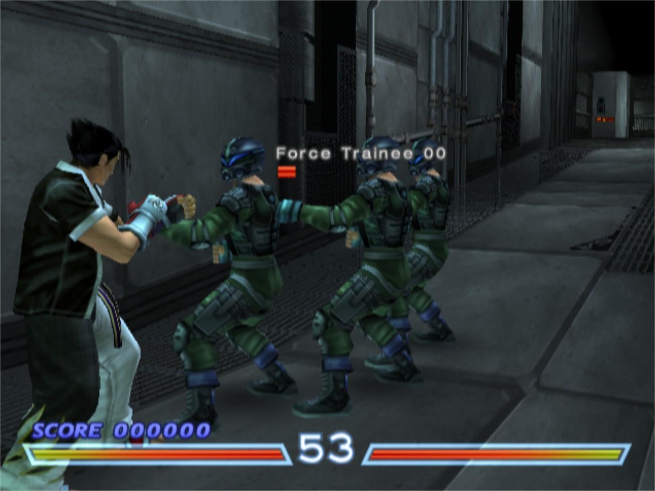 Tekken 4 Tekken Wiki Fandom