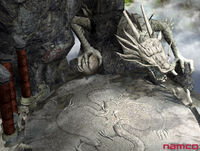 Tekken-5 dragon