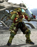 Tekken5 Yoshimitsu P1Outfit