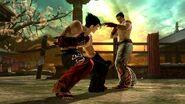 Tekken6 Jin vs Kazuya