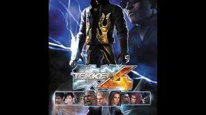 Tekken 4-The Strongest Iron Arena (Arena)