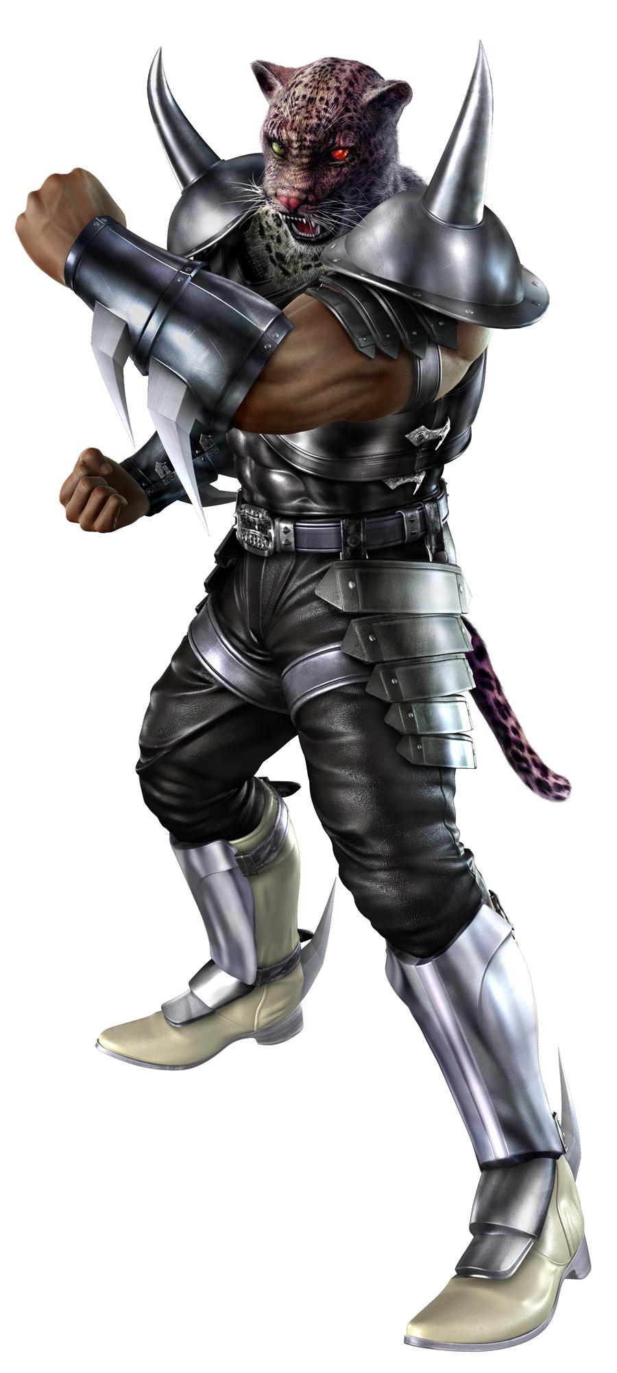 tekken 7 armor king art