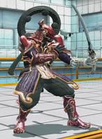 Tekken Tag 2 Yoshimitsu