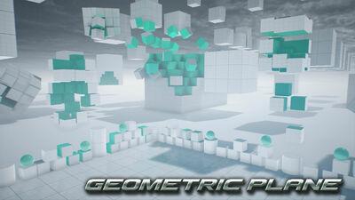 T7 Stage - Geometric Plane