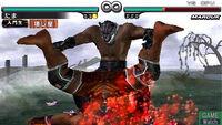 Armor King versus Craig Marduk (Tekken 5 Dark Resurrection)