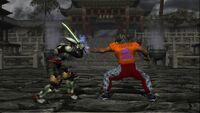 Tekken tag Yoshi-vs-King