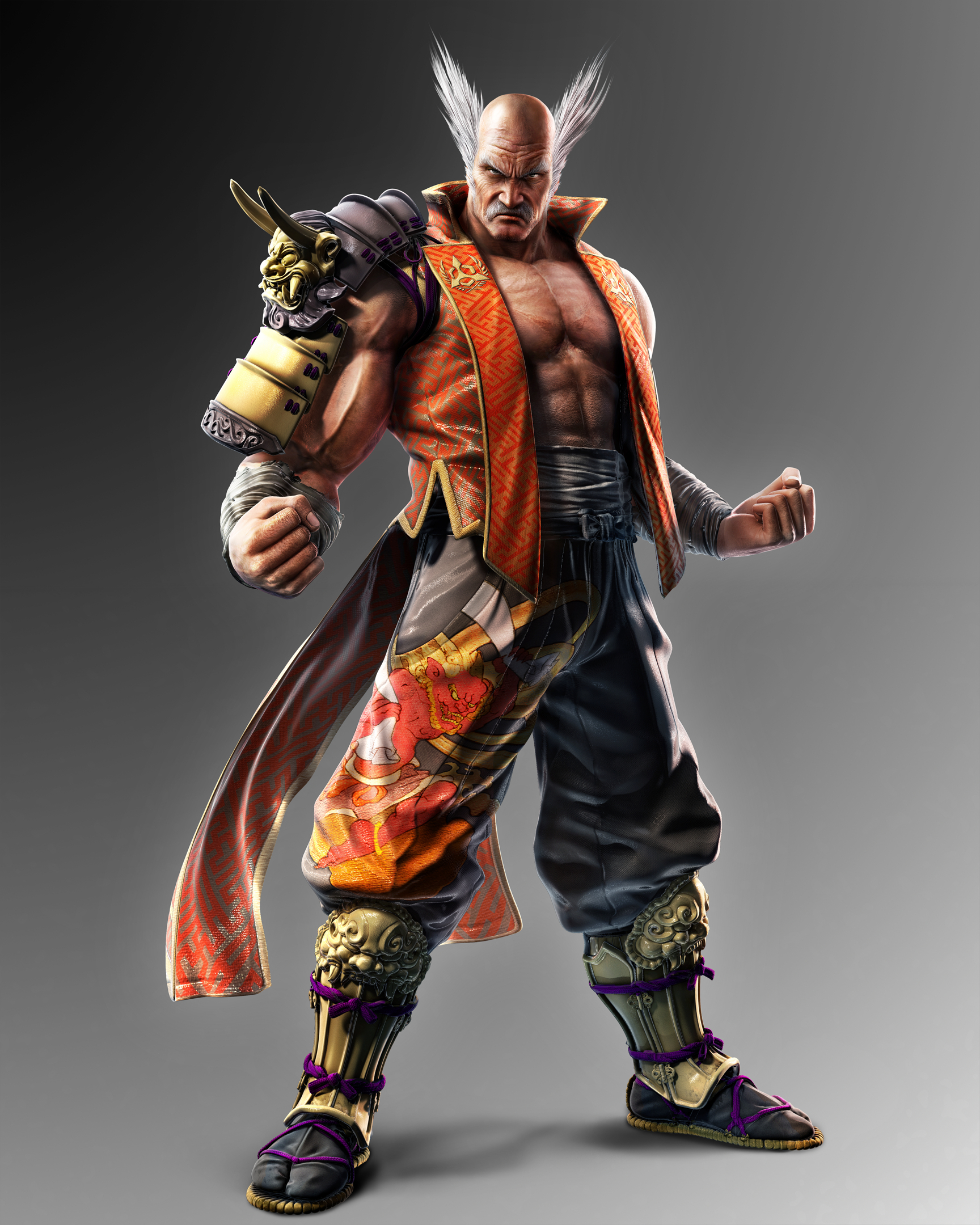 Heihachi Mishima Tekken Wiki Fandom Powered By Wikia