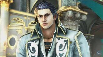 TEKKEN 7 - Claudio Serafino Ending & Intro (TEKKEN 7 Character Endings)
