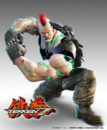 Tekken 7 Jack 7