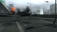 Tekken6 urban War zone 1