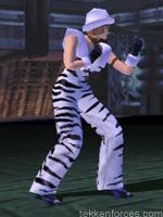 Anna Williams - Player Three Costume - Tekken 3