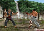 Tekken 5 Heihachi Mishima