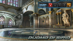 T7 stage - duomo