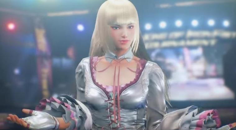 tekken 5 dark resurrection lili