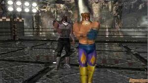 Tekken Hybrid Tekken Tag Tournament HD - King ending - HD 1080p
