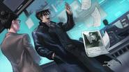 Tekken6 Jin prologue art 2