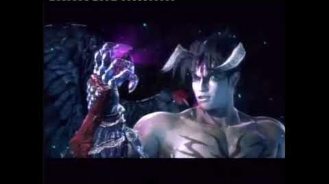 Tekken 6 Devil Jin Ending