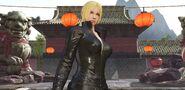 Tekken Mobile Nina black suit