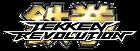 Tekken Revolution Logo