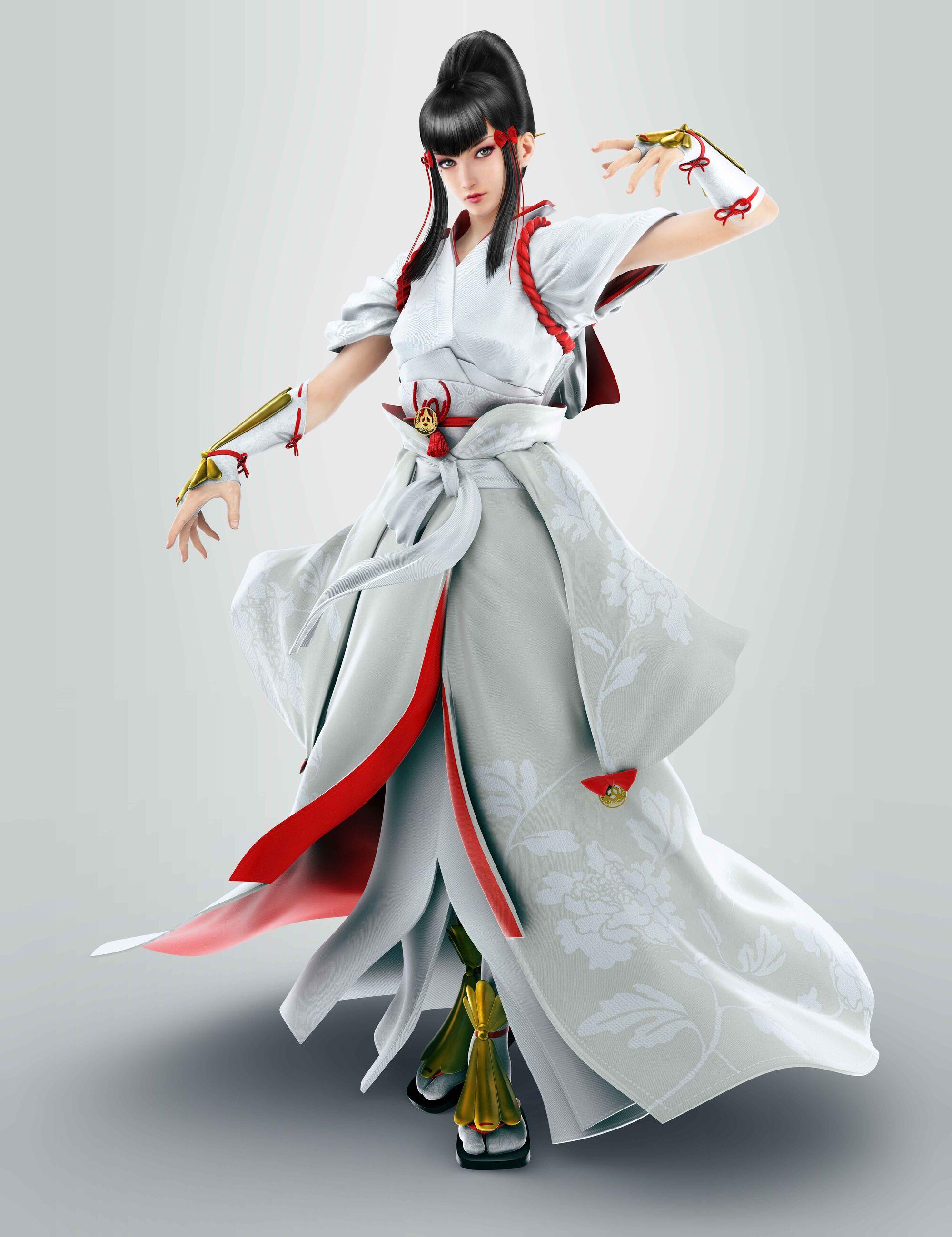 Kazumi Mishima | Tekken Wiki | Fandom