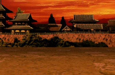 Kyoto at Sunset tekken 2 stage ganryuspecialpage
