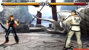Tekken 5 - Story Battle - Hwoarang Playthrough