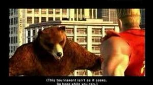Tekken 5 Kuma Interludes