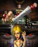 Tekken 1 Poster