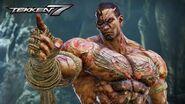 Tekken 7 - Fahkumram Release Date Trailer - PS4 XB1 PC