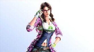 Tekken 7 - Julia Chang (Voice Collection)