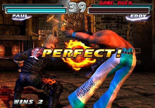 Burning Fist Tekken Wiki Fandom