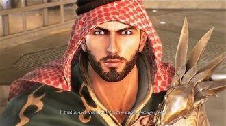 Tekken 7 Character Episode - Shaheen