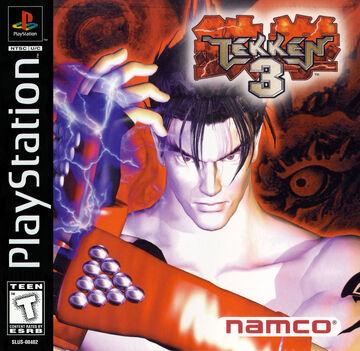 Tekken 3 Tekken Wiki Fandom