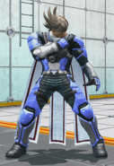 Tekken Tag Tournament2 Lars P2 Outfit