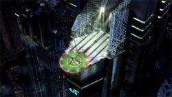 TK6 BR Arcade Intro - G Corp Tower