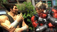 800px-Heihachi and Lars - Team Interaction - TTT2